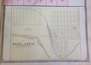 Potlatch map